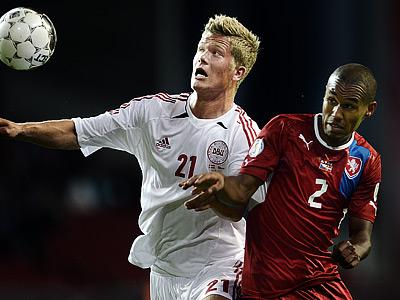 Дания — Чехия — 0:0