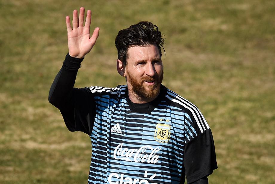 Лионель Месси, сборная Аргентины по футболу