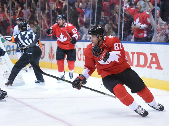 Сборная РФ похоккею потерпела поражение отКанады вполуфинале Кубка мира