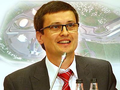 Гендиректор «Формулы Сочи» Александр Богданов — о Гран-при России