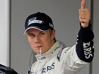 Хюлькенберг: мысли о победе в гонке — перебор