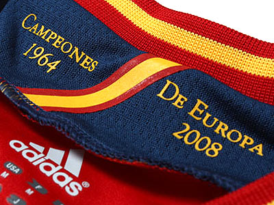 На Евро-2012 – в новой форме