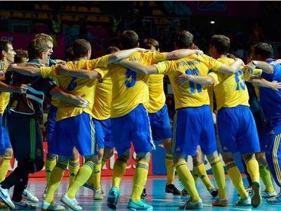 Футзал. ЧМ-2012. Украина – Япония – 6:3