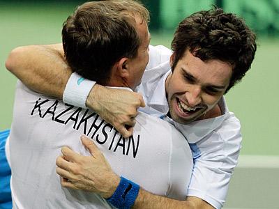 Успешный дебют Казахстана
