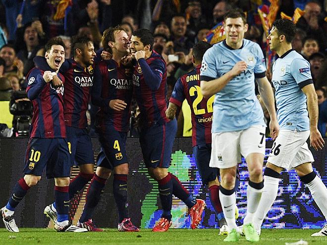 «Барселона» – «Манчестер Сити». Обзор матча – 1:0