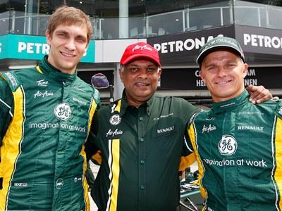 Кто займёт два оставшихся места в Формуле-1?