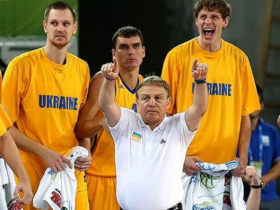 Украина – Литва – 63:70