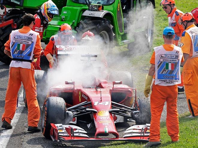 Главные интриги Гран-при Италии Формулы-1