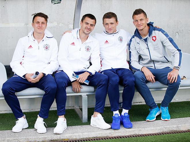 Сборная Чехии - сборная России - 2:1. 1.06.2016. Обзор матча, фото, видео