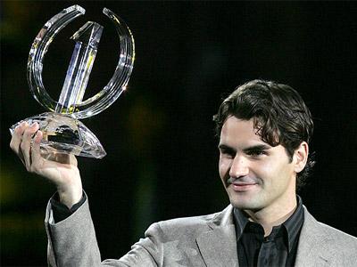 Первое десятилетие. Год 2007. 200 недель Федерера
