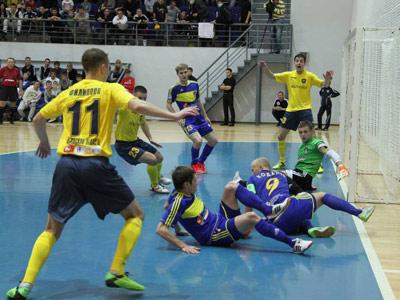 Анонс 15-го тура чемпионата России по мини-футболу