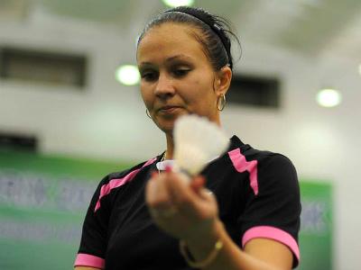 Татьяна Бибик - о победе в миксте на Russian Open