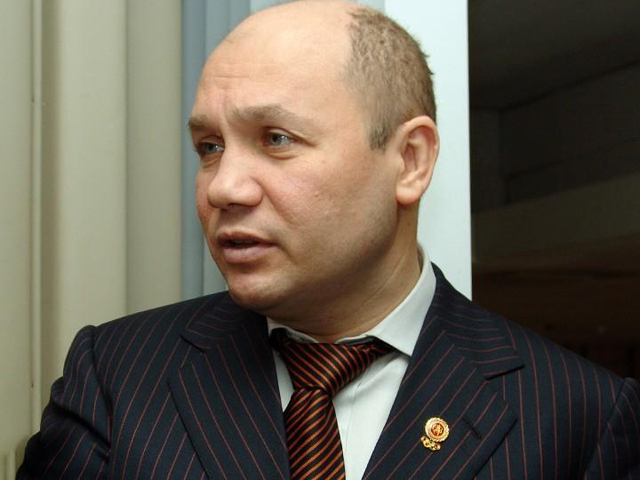 Новым президентом ФБР избран Эдуард Хусаинов