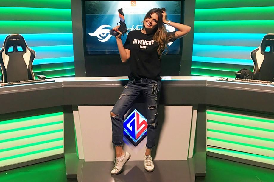 Интервью с гимнасткой Александрой Меркуловой
