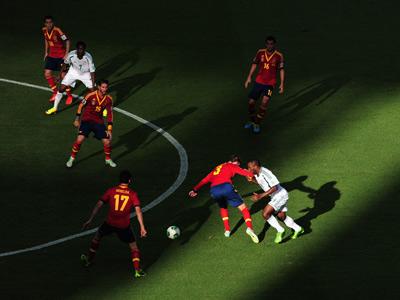 Кубок Конфедераций-2013. Нигерия — Испания