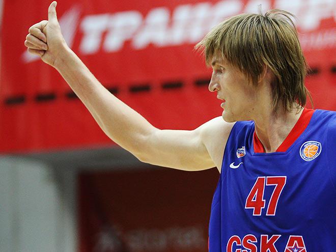 Андрей Кириленко вернулся в ЦСКА