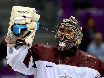 Сочи-2014. Масальскис и Нолан – о победе Латвии