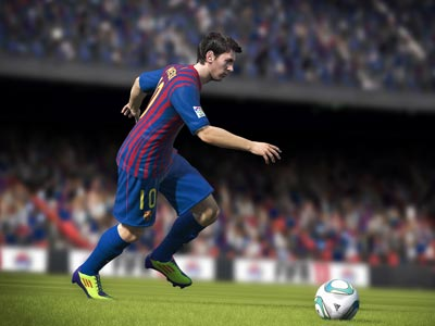 Виртуальный футбол выходит на новый уровень