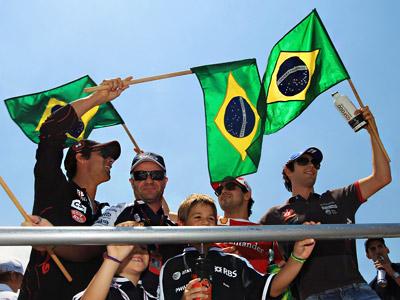 Бразилия: гид по этапу