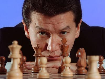 Победная партия Илюмжинова