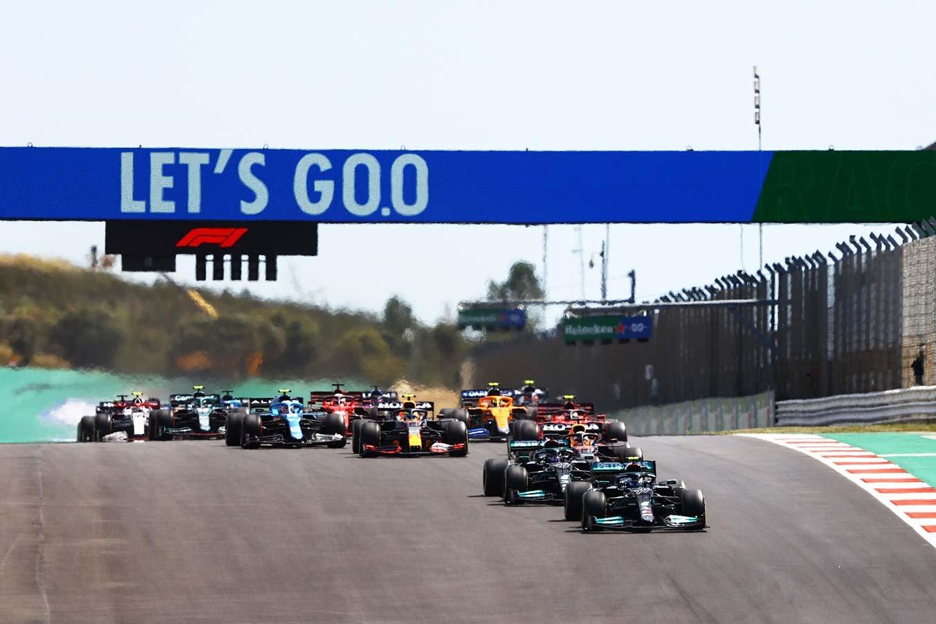 DRS не место в Формуле-1