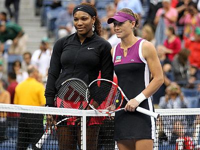 Лучшие матчи US Open-2011. Женщины