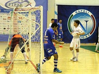 13-й тур чемпионата Италии по мини-футболу