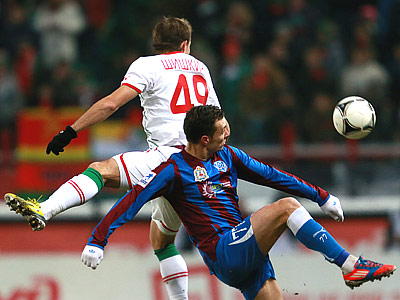 «Локомотив» - «Волга» - 0:1 – победа гостей
