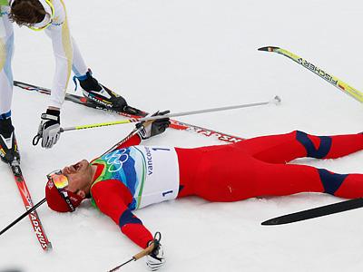 Лыжные  войны Ванкувера. Марафоны