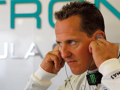 Шумахер: я очень разочарован