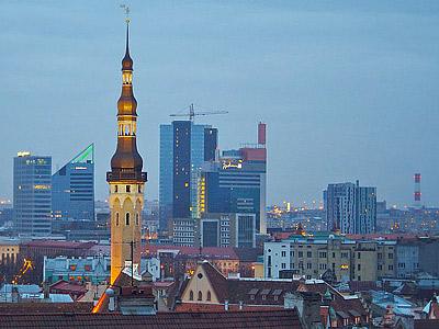Далеко ли до Таллина? Теперь уже нет