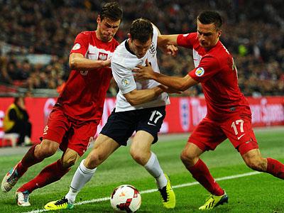 Англия — Польша — 2:0