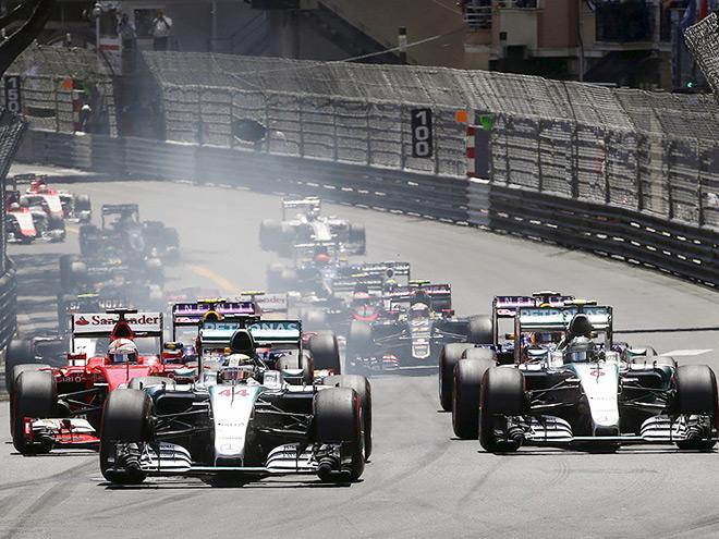 Гран-при Монако Формулы-1