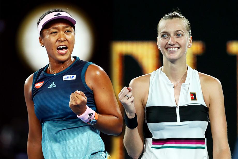 Осака и Квитова за первый Мельбурн. Матчи 13-го дня Australian Open