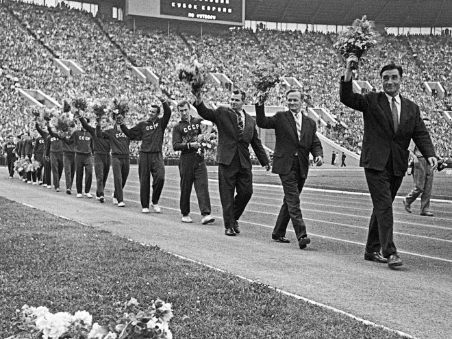Валерий Винокуров - о титулах и званиях в футболе