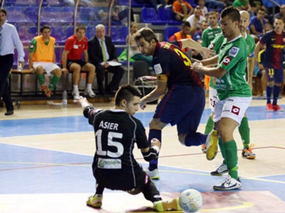 Обзор первого тура чемпионата Испании по мини-футболу