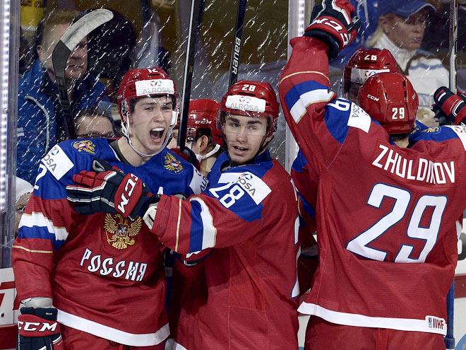 МЧМ. Беларусь U20 – Россия U20 – 1:4