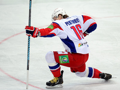 Плотников – о матче плей-офф с Динамо и Кинге