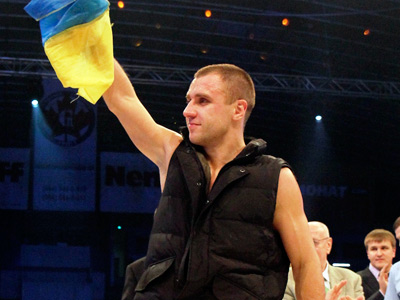 Украинский боксёр проведёт бой за титул временного чемпиона WBO