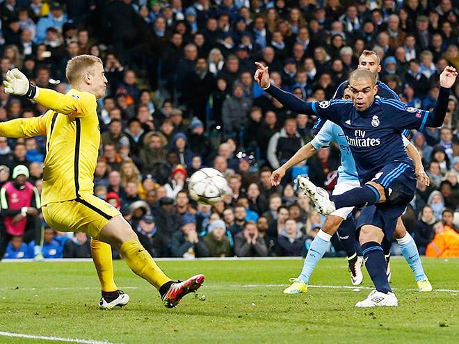 «Манчестер Сити» - «Реал» - 0:0. Обзор матча, фото, видео