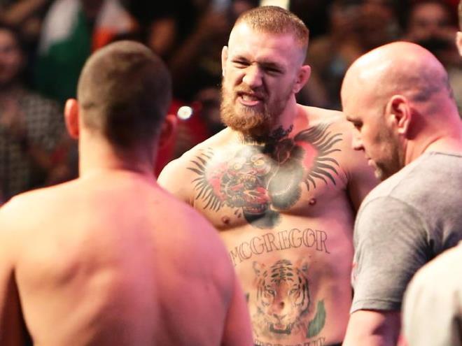 Обзор боя Макгрегор – Диас на UFC 196