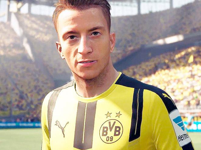 Новые подробности о спортивном симуляторе FIFA 17