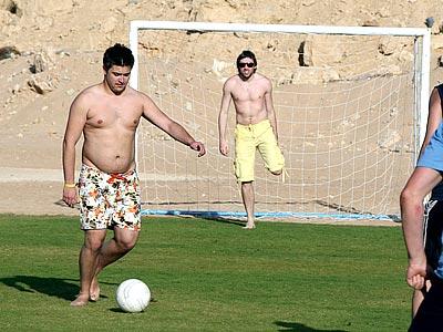 Лыков: мой роман с футболом ещё не закончен
