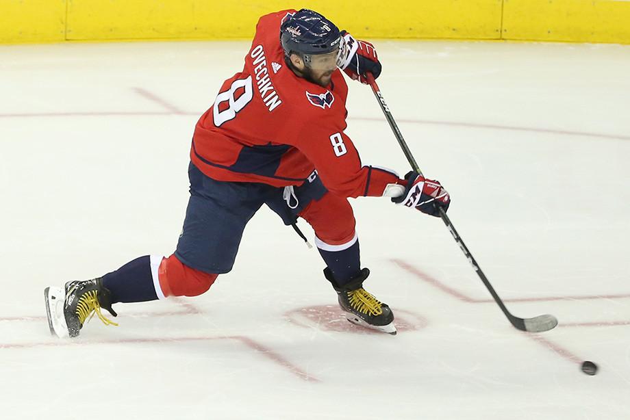 Бесплатный ужин для Кузнецова. Овечкин оформил дубль и обошёл легенду НХЛ!