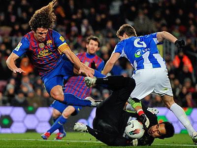 Обзор матчей 22-го тура чемпионата Испании