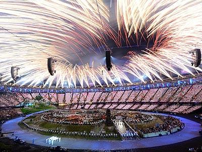 Открытие Олимпиады в Лондоне глазами корреспондента «Чемпионат.com»