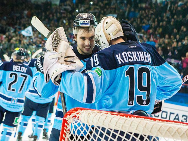 5 причин победной серии «Сибири»