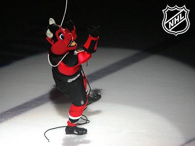 """Как дела, НХЛ? """"Нью-Джерси Дэвилз"""""""