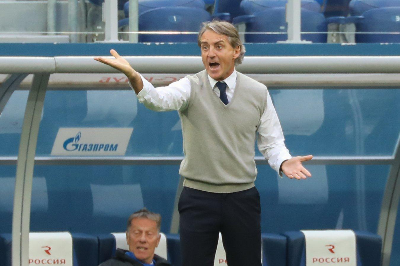 Игнашевич: что есть в сборной Италии, было и в «Зените», но у нас схема Манчини барахлила