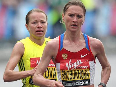 Шобухова покорила Лондонский марафон